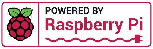 This site is Powered by Raspberry Pi